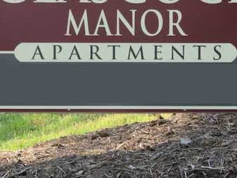 Long Manor Apartments.
