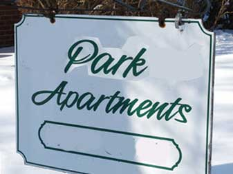 College Park Apartments Addison