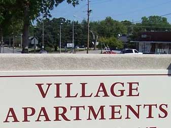 Township Village Apartments.